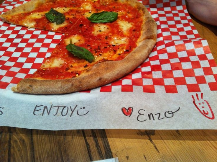 Enzo Pizza Bar -  646 Queen Street W Toronto, ON M6J 1E4