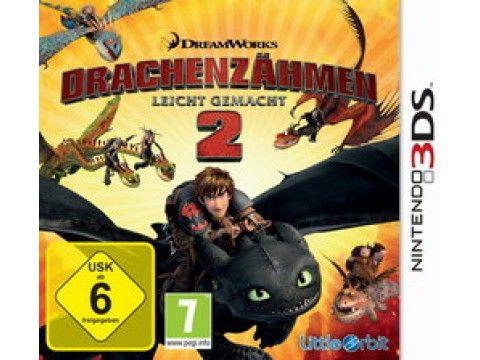 Drachenzähmen leicht gemacht 2  3DS in Actionspiele FSK 6, Spiele und Games in Online Shop http://Spiel.Zone