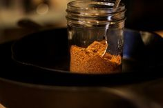 Healthy and Delicious Homemade Taco Seasoning (no salt added)  perfect for taco salads, southwestern salmon, fajita night and more!
