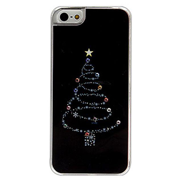 Cover iPhone 5/5S Albero di Natale - Rigida