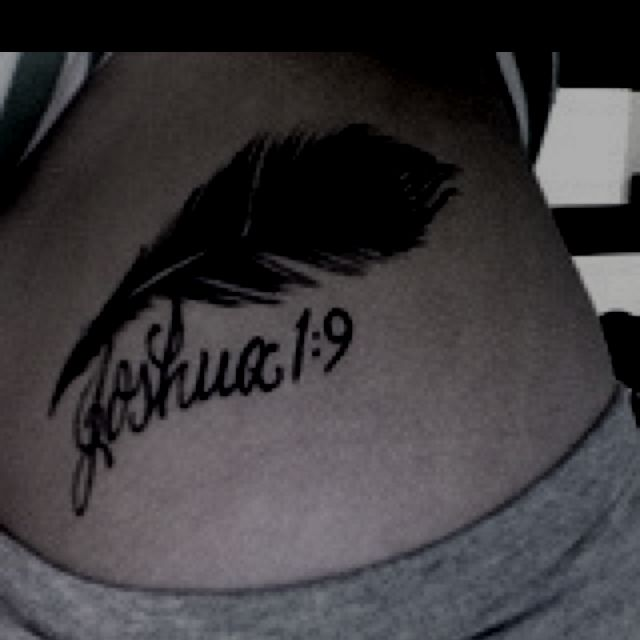 Joshua 1:9