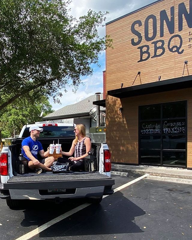 Today We Join Restaurants Nationwide In The Greatamericantakeout Support Your Local Sonnysbbq By Pickin Up Your Slow Smoked Favorites Sonnys Bbq Bbq Pickin
