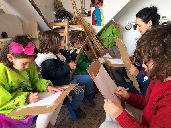 Gel, Araştır, Keşfet – Renkli Orman Erken Çocukluk Merkezi