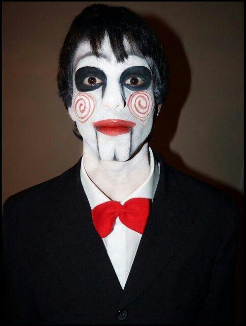 Juegos Macabros Maquillaje Halloween Pinterest