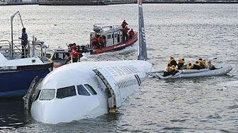 Героическая посадка в Доминикане: пилоты спасли более 350 пассажиров - YouTube