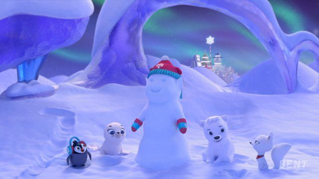 Polariffic is the most popular cartoon in the North Pole. Take a look and see why!