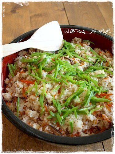 ☆こどもの日やひな祭りにも~な混ぜご飯♪ by uiさん   レシピブログ ...