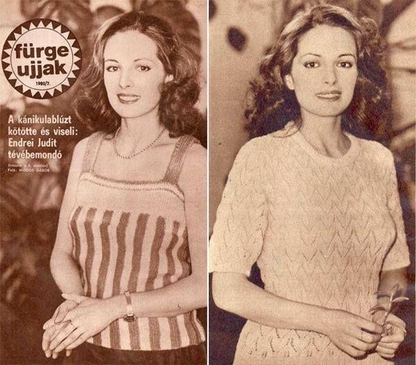 Endrei Judit  1980.