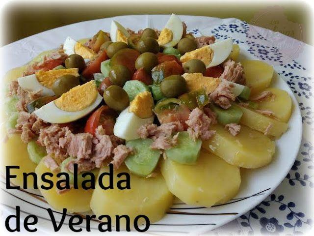 Ensalada de Verano | Las Delicias de Isabel