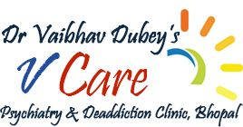 V-care Psychiatry and De-addiction Clinic Bhopal offers sleeping disorder treatment, depression, anxiety treatment, OCD treatment.