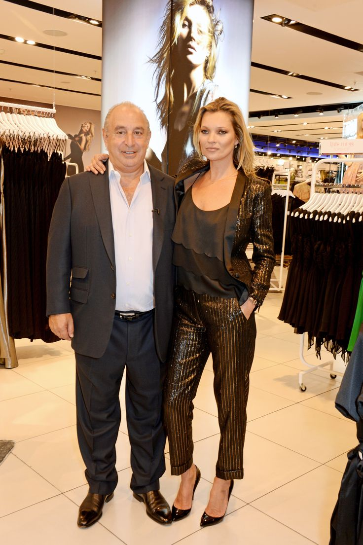 The crowds were out in force for the Kate Moss for Topshop launch with celeb appearances, music and a chance to shop the collection first.