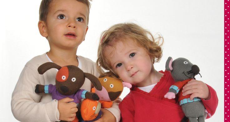 La collection Wooly Family par Latitude Enfant www.latitudeenfant.fr  jouet d'éveil ludique, doudou pour bébé, produit de puériculture