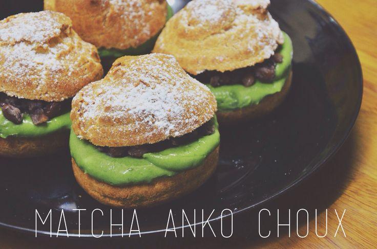 #match #anko #choux