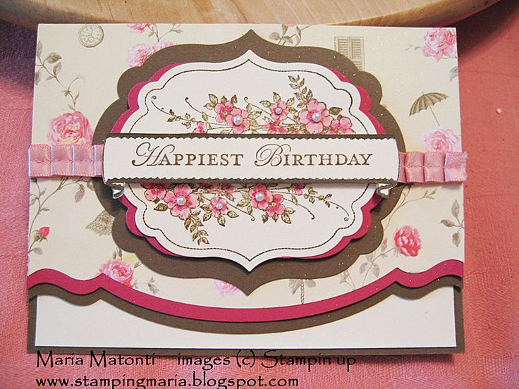 Apothecary Art & Labels Framelits by stampingmaria - Cards and Paper Crafts at Splitcoaststampers