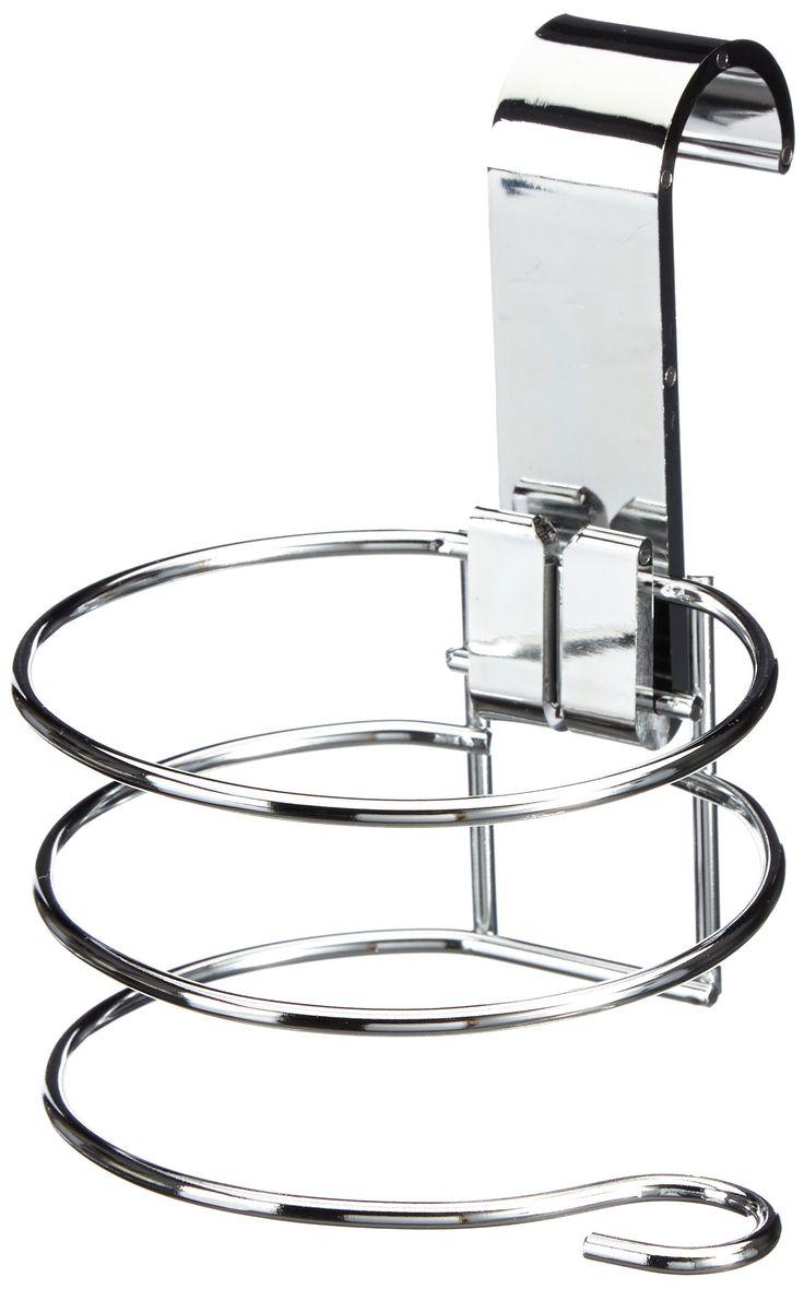 Bad Fönhalter zum Aufhängen an Stange - - - Wenko 20399100, Haartrocknerhalter für Heizkörper, Smart: Amazon.de: Küche & Haushalt