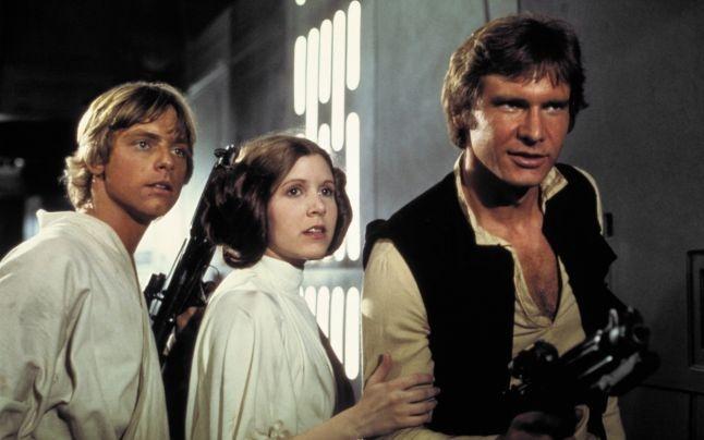 """Actorii din seria originală """"Războiul Stelelor"""" revin în noul film al francizei"""