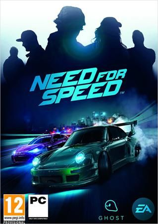 Need For Speed (Цифровая версия)  — 1490 руб. —  Вы готовы вернуться на улицы, вместе с новым Need For Speed? Садитесь за руль прославленных автомобилей и пронеситесь по Вентура Бэй – городской игровой среде.