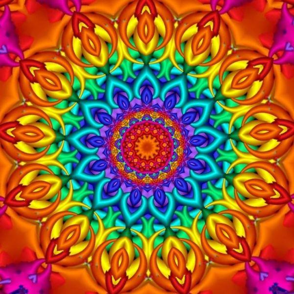 Kaleidoscope by onebeautifuldisaster