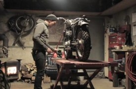 A homage to all craftspeople who spend their winters tucked inside their workshops waiting for better weather.
