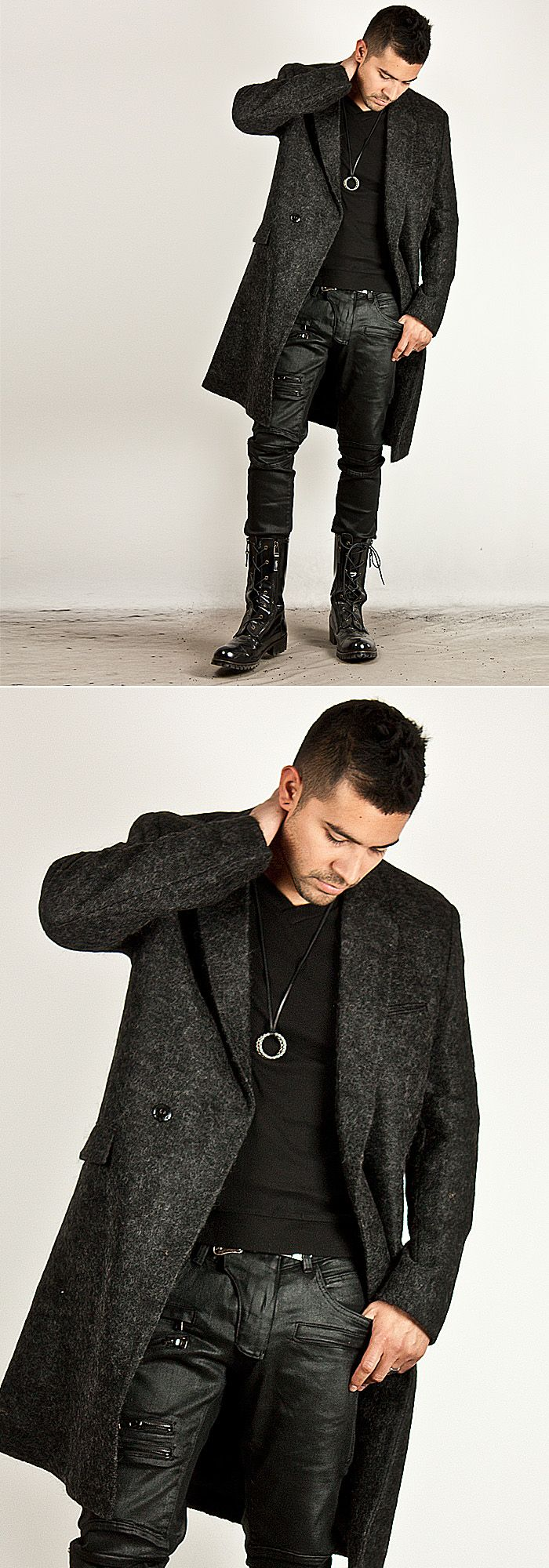 Best 25+ Long coats for men ideas on Pinterest   Coats for men ...