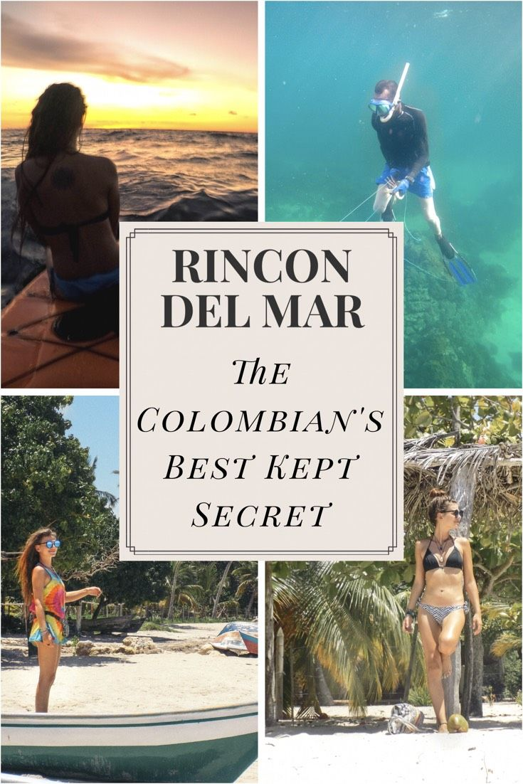 Rincon del Mar - Colombian's best kept secret!