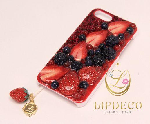 Mixed berries, that look pretty fresh...