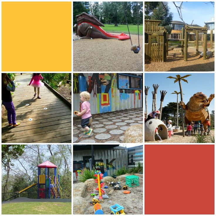 It's Playtime! Fun Melbourne Playgrounds you'll love