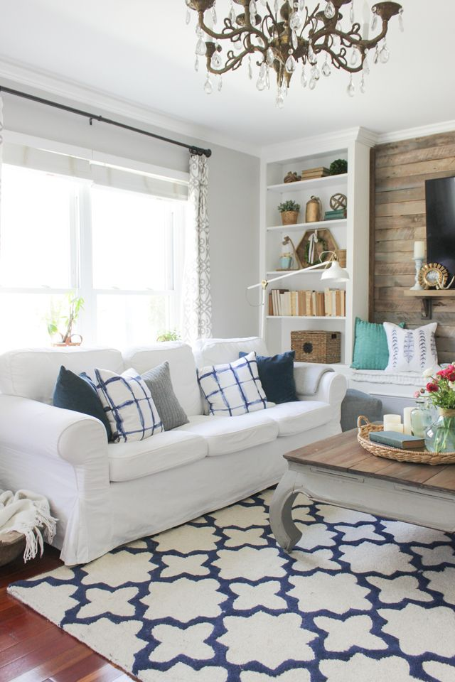 17 best ideas about navy living rooms on pinterest navy for Living room navy walls