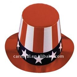 Uncle Sam Hat( Bsh-1553) - Buy Sam Hat,Cheap Hats,Cheap Fitted Hats Product on Alibaba.com