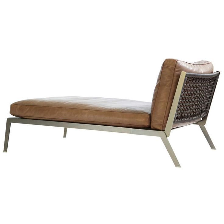 Antonio Citterio Chaise Lounge | From a unique collection of antique and modern chaises longues at http://www.1stdibs.com/furniture/seating/chaises-longues/