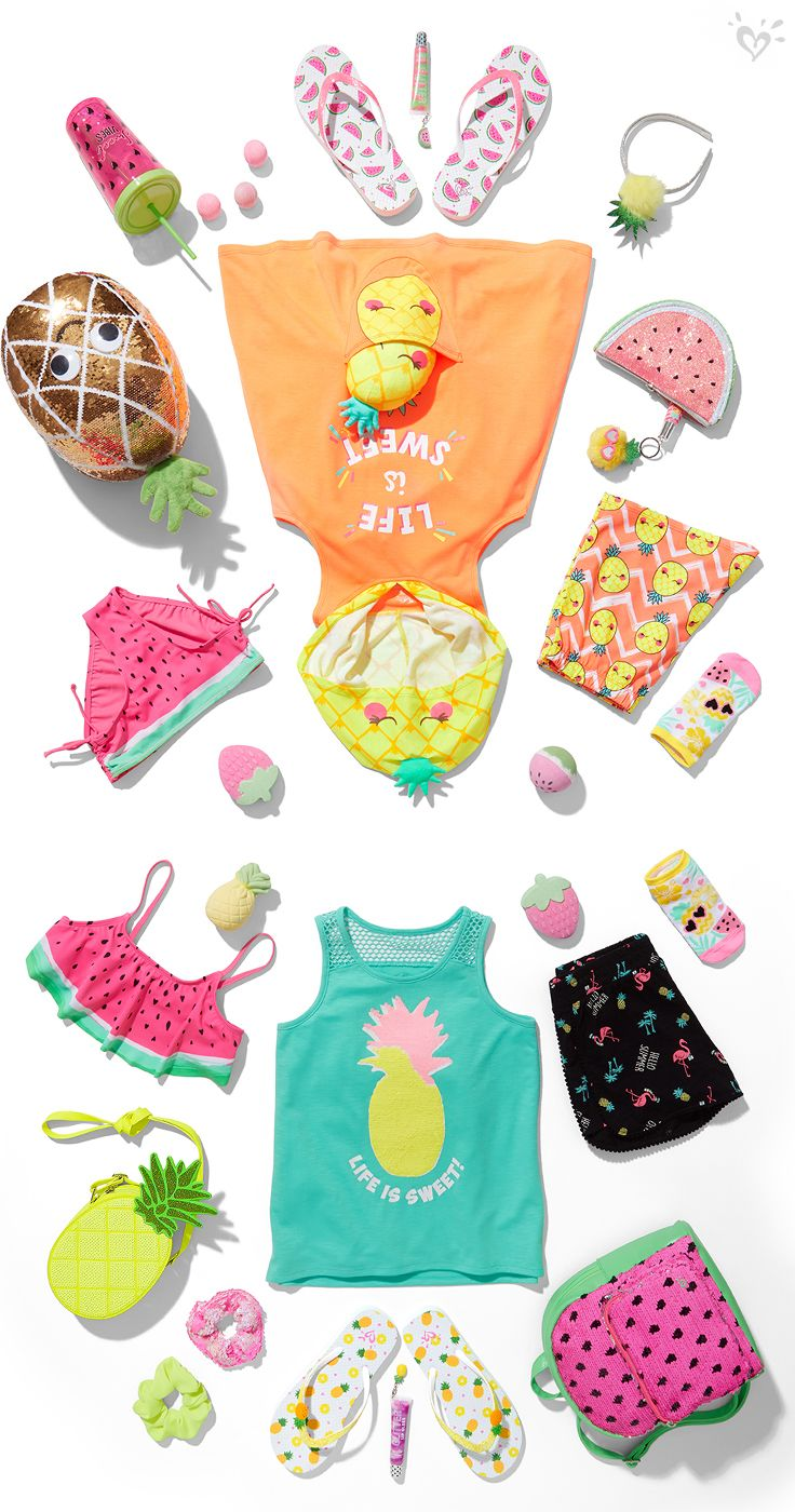 Fresh Picks For Summer Justice Girls Clothes Justice Clothing Justice Clothing Outfits