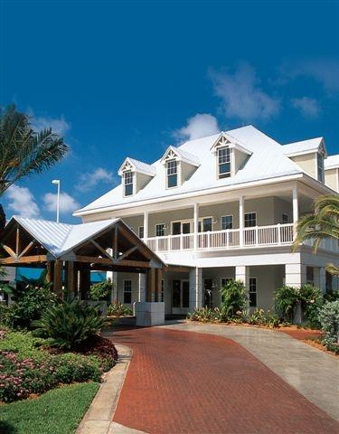 Main Entrance Of The Westin Key West Resort Marina In Florida