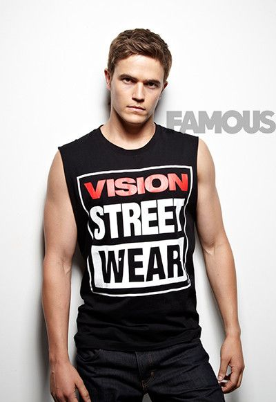 Home and Away Hunks In FAMOUS - Nic Westaway (Kyle Braxton)