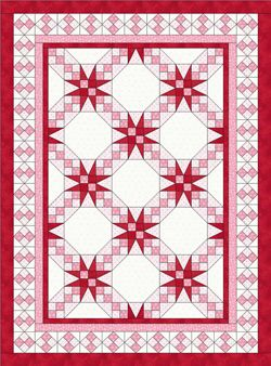 Tennessee+Waltz+Quilt+Eleanor+Burns | Tennessee Waltz Quilt – Quilt in a Day Books