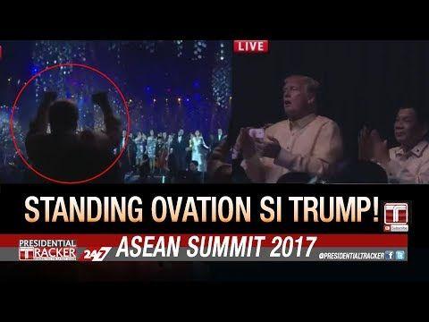Nov. 12/17 -  ASEAN SUMMIT: Pinalakpakan ni Donald Trump!!! World Leaders napahanga sa Filipino World Performers - YouTube