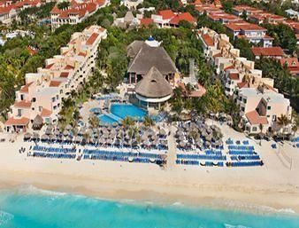 Viva Wyndham Maya, Playa Del Carmen, Mexico - First place I ever stayed in Mexico. Smaller resort. Good activities staff. Nice location, close to downtown Playa. Next door to Royal Hideaway.