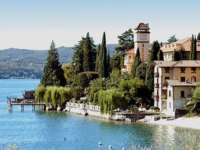 The Garda Lake in Italy - my next destination :-)