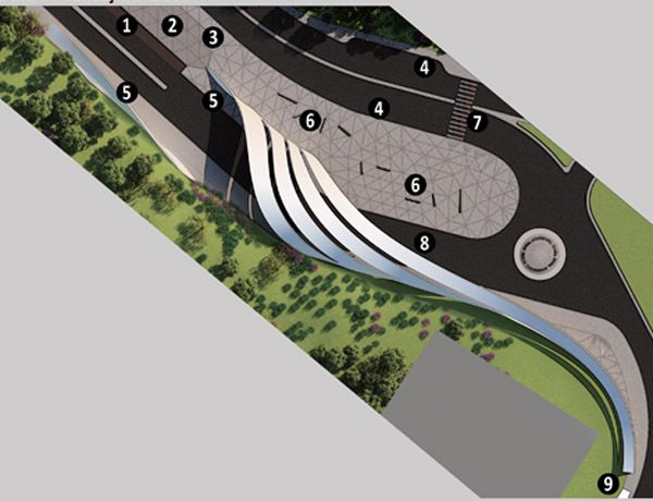 Parametric Entrance | designcoding