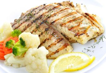 Amazing and delicious Sweet Lemon Butter Grilled Tilapia recipe for your Foreman Grill! This is SO easy, so delicious.. make it tomorrow, thank us later. :)