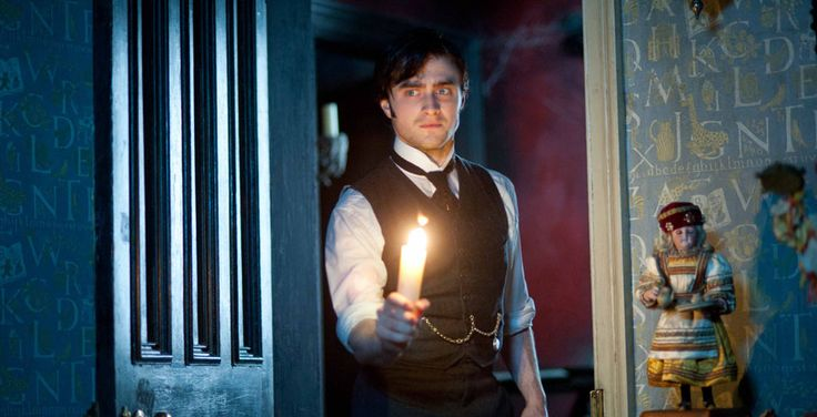 The Woman in Black - saw this on its local opening night.  Wonderful film if you like them creepy & scary!  Daniel Radcliffe did a fine job. :D