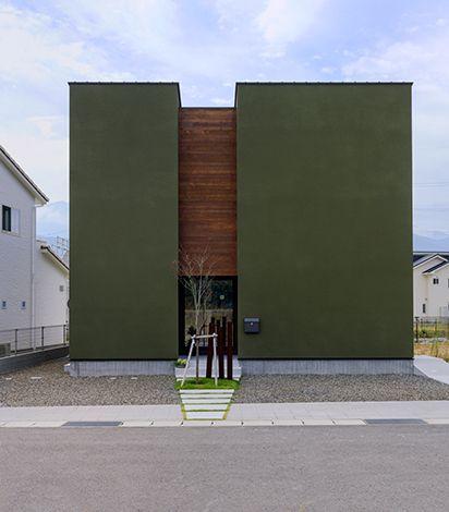 CASE #079 ショップみたいなカッコイイ家 « 建築家とつくる高性能デザイン住宅を手の届く価格でR+house[アール・プラス・ハウス]