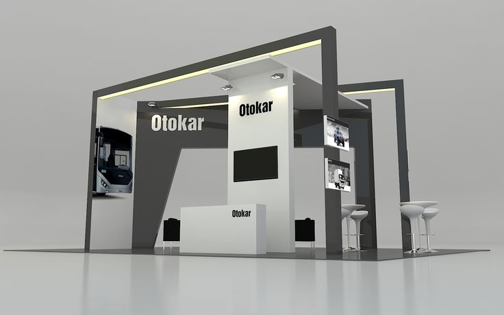 Otokar Exhibition Stand