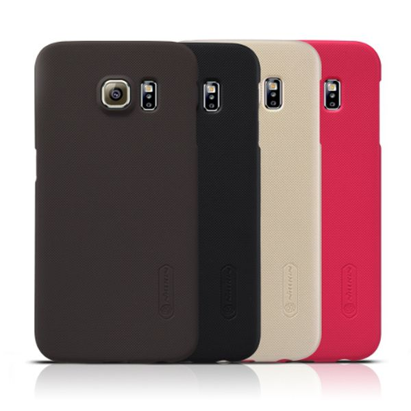 Nillkin Frosted Shield Matte Back Case For Samsung Galaxy S6 Edge