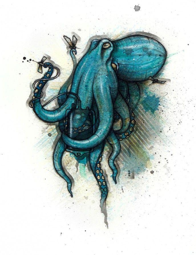Kaitlin Beckett festményei