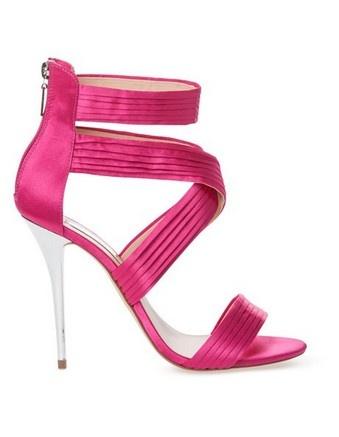 WAYNE BY WAYNE COOPER 'Zimba' fuschia sandal #cupday #myerspringfashion