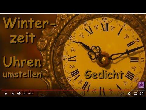 Zeitumstellung WINTERZEIT ⌚ Gedicht übers Umstellen der Uhren ⌚ Uhren / Zeit zurückdrehen ⌚ #Zeitumstellung #Uhrumstellung #Winterzeit   #Uhr #Uhren #zurückdrehen #zurückstellen #umstellen #Normalzeit #UhrUmstellen  #UhrenUmstellen #UhrzeitUmstellen   #UhrZurückstellen #UhrenZurückstellen #UhrZurückdrehen #UhrenZurückdrehen  #GedichtZeitumstellung  #LyrikZeitumstellung #GedichtUhren #GedichtUhr #Beginn #Anfang #Winterzeitbeginn   #Gedicht #Gedichte #Lyrik #Reime #Poetry  #Sprüche #Video