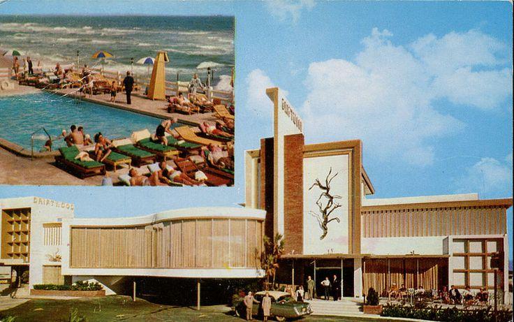 Driftwood Motel, Miami Beach, Florida