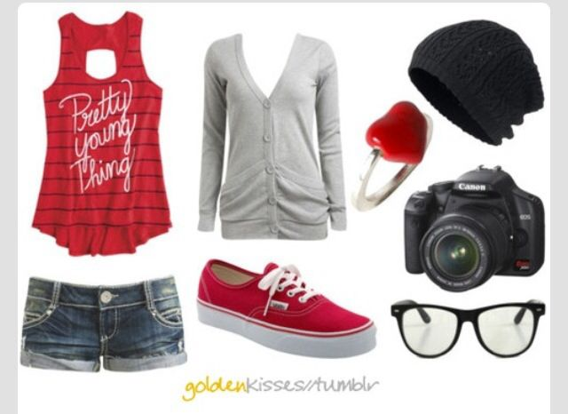 Skater girl outfit idea Love it need