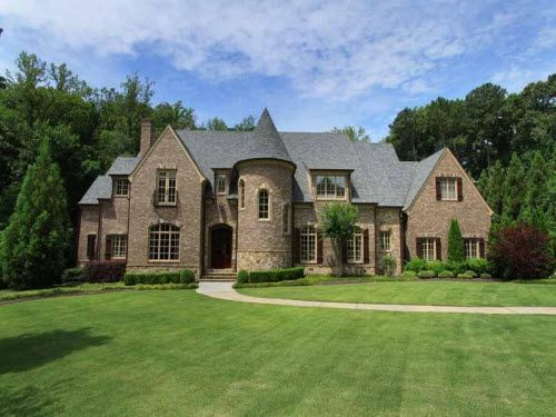 17 best images about luxurious homes mansions and estates for Luxury house plans atlanta ga