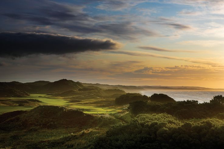 Royal County Down Golf Course, Northern Ireland  Find your dream UK travel and tourism job: http://www.traveljobsearch.com/uk